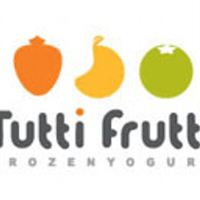Tutti Frutti Yogurt