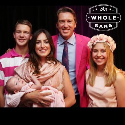 Glenn McGrath Social Profile