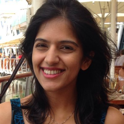 Nidhi Chimnani | Social Profile
