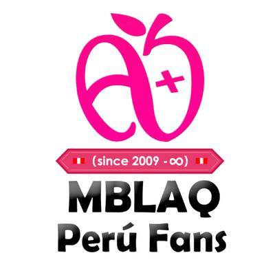 MBLAQPeruA+ | Social Profile