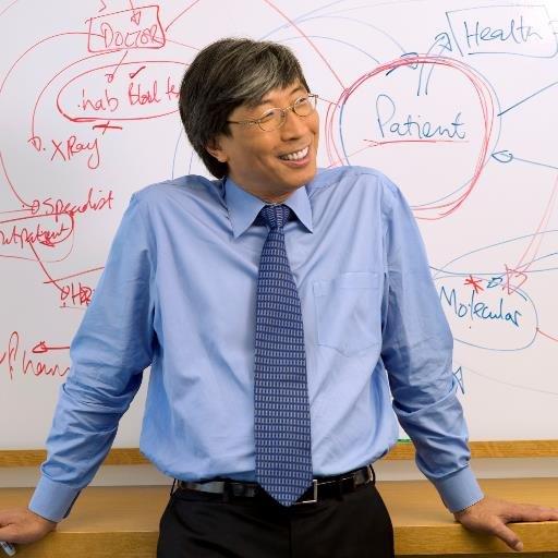 Dr. Pat Soon-Shiong Social Profile
