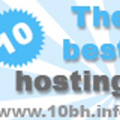 10 The Best Hosting