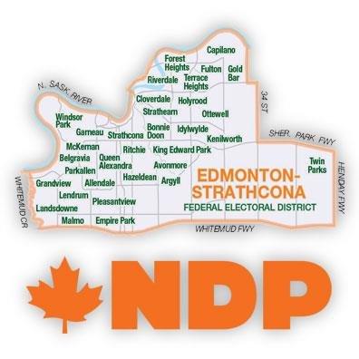 Edmonton—Strathcona NDP