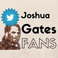 Fans of Joshua Gates   Social Profile