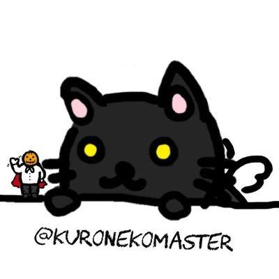 黒猫使いの鈴木遼平@殿堂入りした黒猫   Social Profile