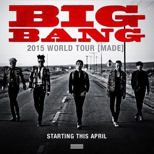 ビッグバン BIGBANG TV! Social Profile