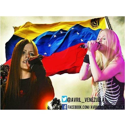 Avril Venezuela Social Profile
