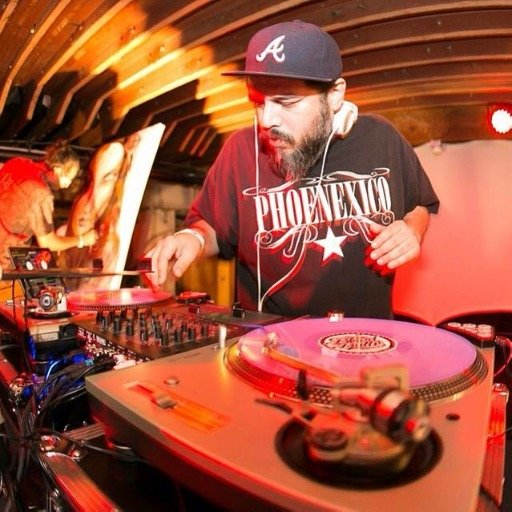 DJ Melo Social Profile