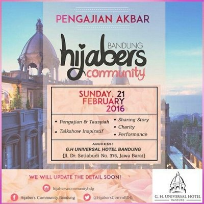 Hijabers Comm BDG