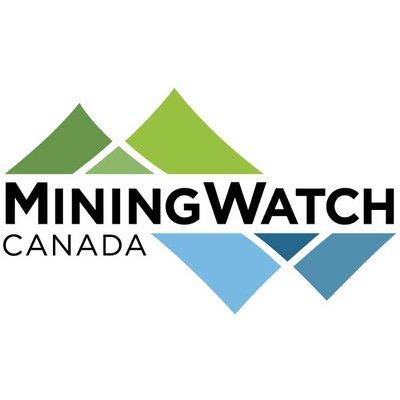 MiningWatch Canada   Social Profile