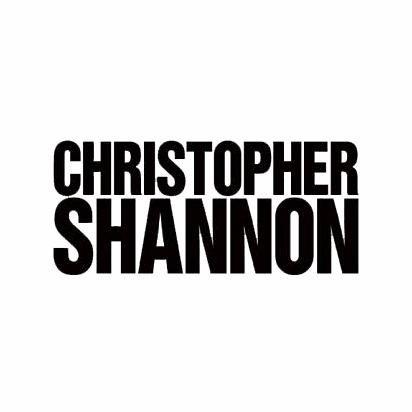 Christopher Shannon Social Profile