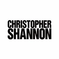 Christopher Shannon | Social Profile