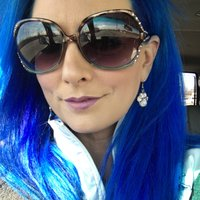 BlueHairDontCare   Social Profile