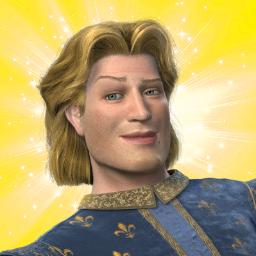 Принц чарминг шрек фото