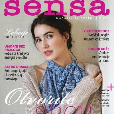 Magazin Sensa