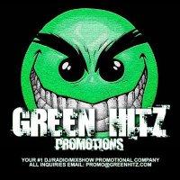 GreenHitz DJ Pool | Social Profile