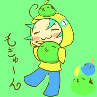 もきゅ-ω- もきゅ@もちつき | Social Profile