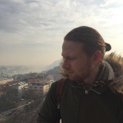 Caspar Steel | Social Profile