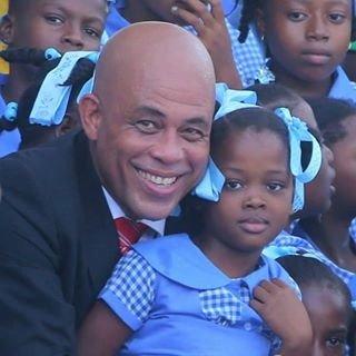 Michel J. Martelly Social Profile