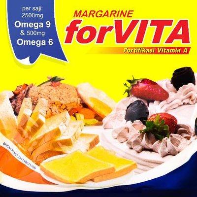 Forvita Margarine
