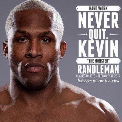 Kevin Randleman | Social Profile