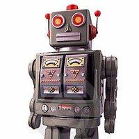robot ultramoderno | Social Profile