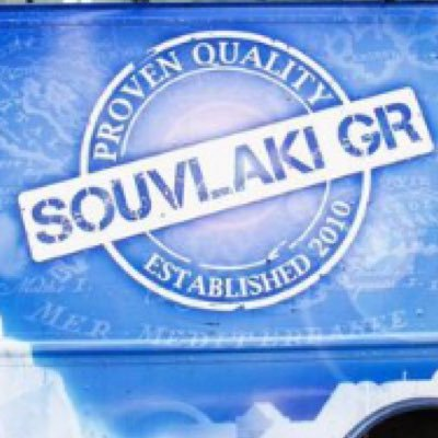 Souvlaki GR Truck Social Profile