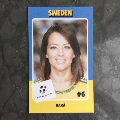 Johanna Garå Social Profile