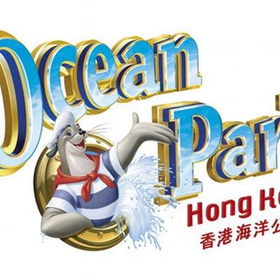 香港海洋公園 Ocean Park HK