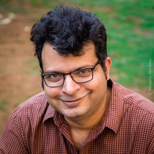 Amit Varma Social Profile