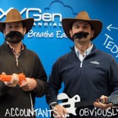 oXYGen Financial | Social Profile