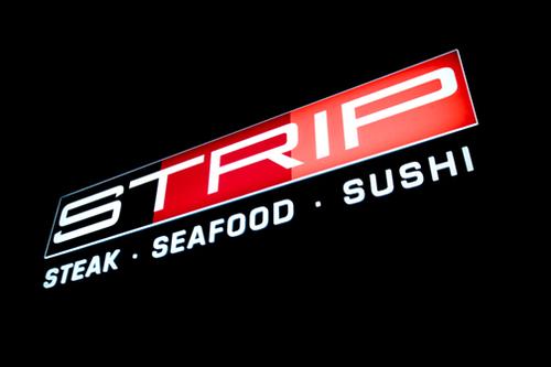 Strip Restaurant Social Profile