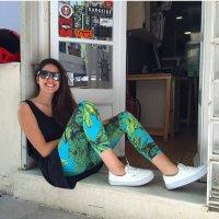 lydia papaioannou | Social Profile