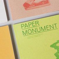 Paper Monument | Social Profile