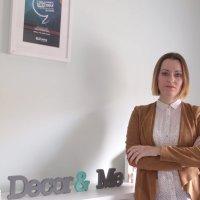 Decor&Me   Social Profile