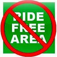 Ride Free Area | Social Profile