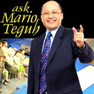 ask Mario Teguh Social Profile