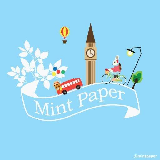 민트페이퍼 mintpaper Social Profile