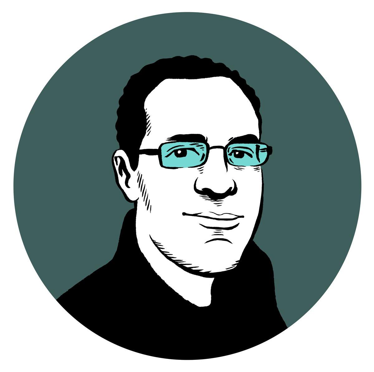 Hisham Almiraat Social Profile