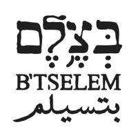 B'Tselem בצלם بتسيلم | Social Profile