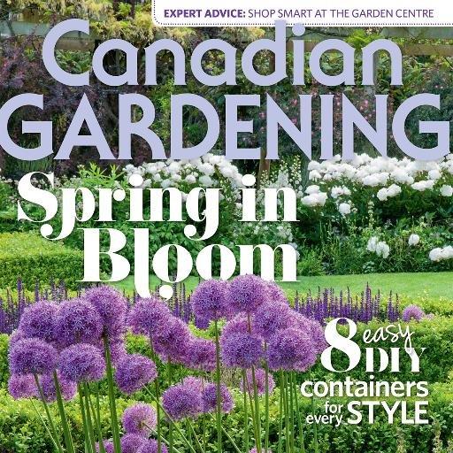 Canadian Gardening Social Profile