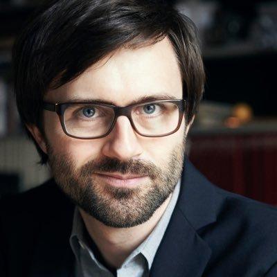 Mathieu von Rohr Social Profile