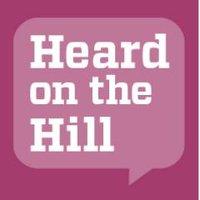Heard on the Hill | Social Profile