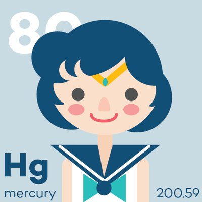 sailor mercury | Social Profile