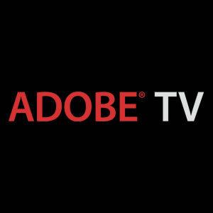 Adobe TV Social Profile