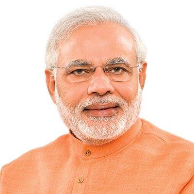 Narendra Modi Social Profile
