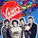The Vamps Updates
