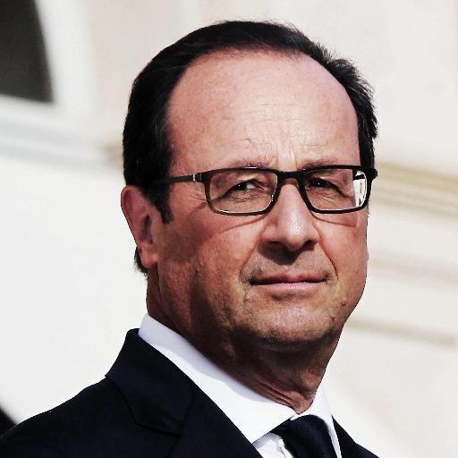 François Hollande  Twitter Hesabı Profil Fotoğrafı