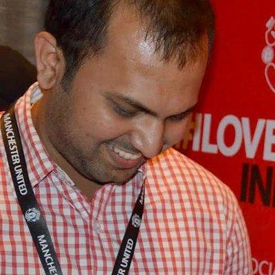 Naveen Ullal | Social Profile