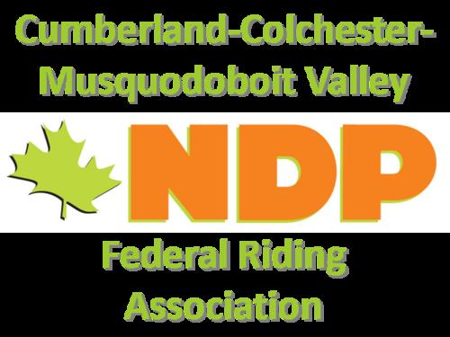 Cumberland—Colchester—Musquodoboit Valley NDP